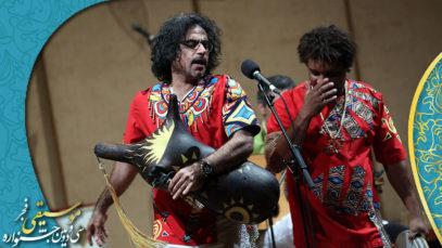 اجرای گروه لیان در تالار رودکی