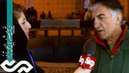 بزرگداشت آتشنشانان فاجعه پلاسکو