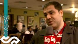 گفتوگو با شهابالدین حسینپور
