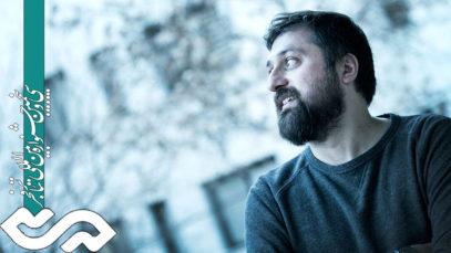 گفتگوی آروند دشتآرای با دوربین آرتتاکس