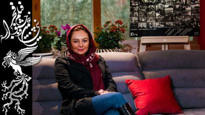 یکتا ناصر از مادری و سینما گفت