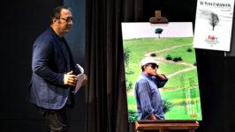 نشست خبری رضا میرکریمی