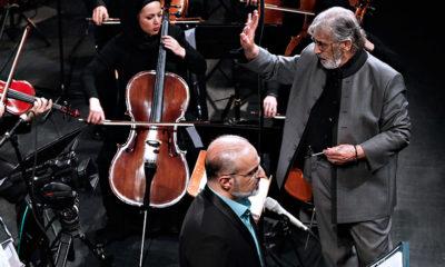 کنسرت ارکستر ملی و محمد اصفهانی