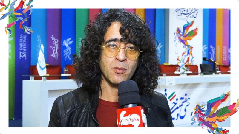 تورج اصلانی در کاخ رسانه