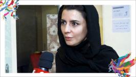 لیلا حاتمی در کاخ رسانه