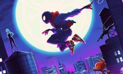 اسپایدرمن در جهان عنکبوتی