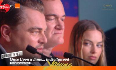 نشست خبری فیلم روزی روزگاری در هالیوود