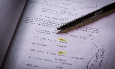 نوشتن صحنه