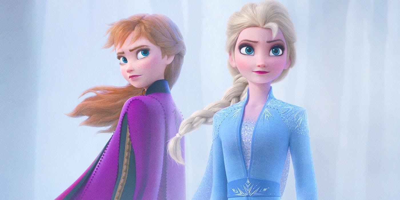 تریلر Frozen 2