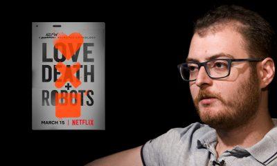 سریال عشق مرگ و ربات ها