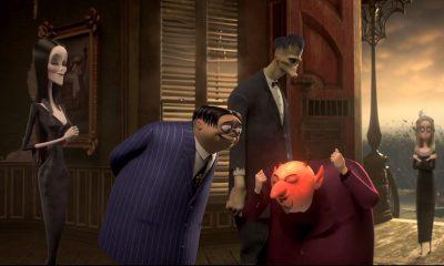 تریلر فیلم The Addams family