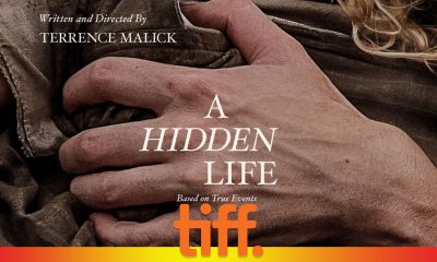 نشست خبری فیلم A Hidden Life