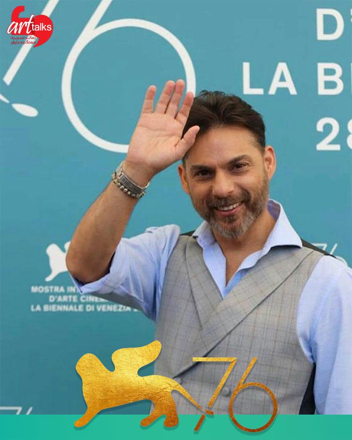 متری شیش و نیم در جشنواره فیلم ونیز