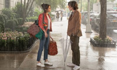 نقد فیلم A Rainy Day in New York