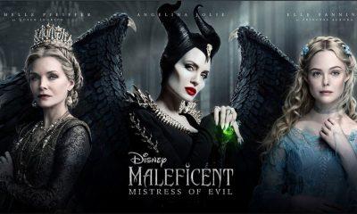 پشت صحنه فیلم Maleficent: Mistress of Evil