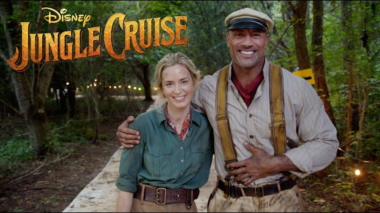 تریلر فیلم jungle cruise