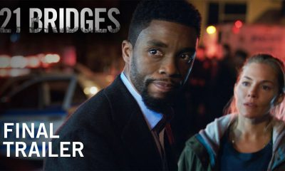 تریلر فیلم 21 Bridges