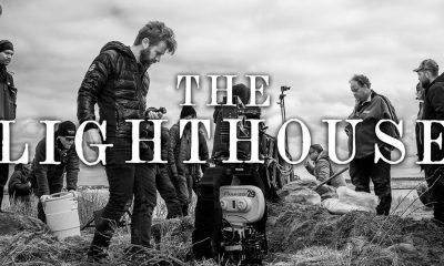 پشت صحنه فیلم The Lighthouse