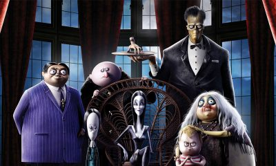 نقد فیلم The Addams Family