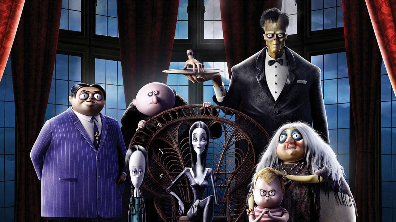 نقد فیلم The Addams Family
