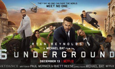جدیدترین تریلر فیلم 6 Underground