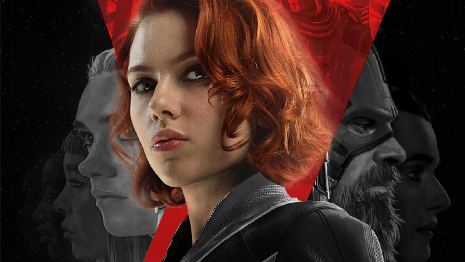 تریلر Black Widow`