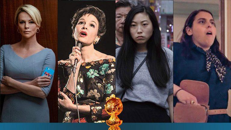 بهترین بازیگر نقش اول زن درام و کمدی گلدن گلوب ۲۰۲۰