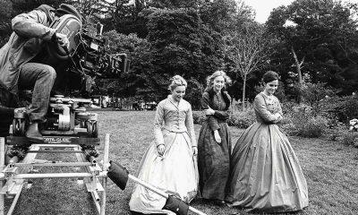 پشت صحنه فیلم Little Women