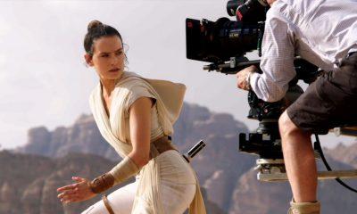 پشت صحنه فیلم Star Wars: The Rise of Skywalker