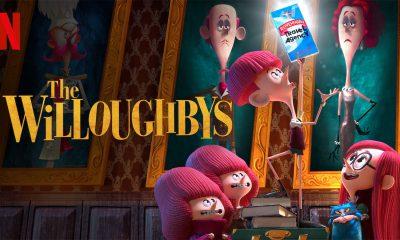 پشت صحنه انیمیشن The Willoughbys