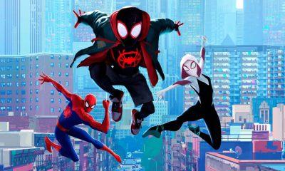 انیمیشن مرد عنکبوتی به درون دنیای عنکبوتی