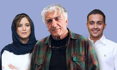 فیلم تازه کمپانی شهاب حسینی