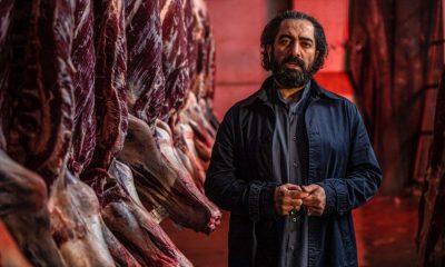 مجید صالحی در فیلم صحنه زنی