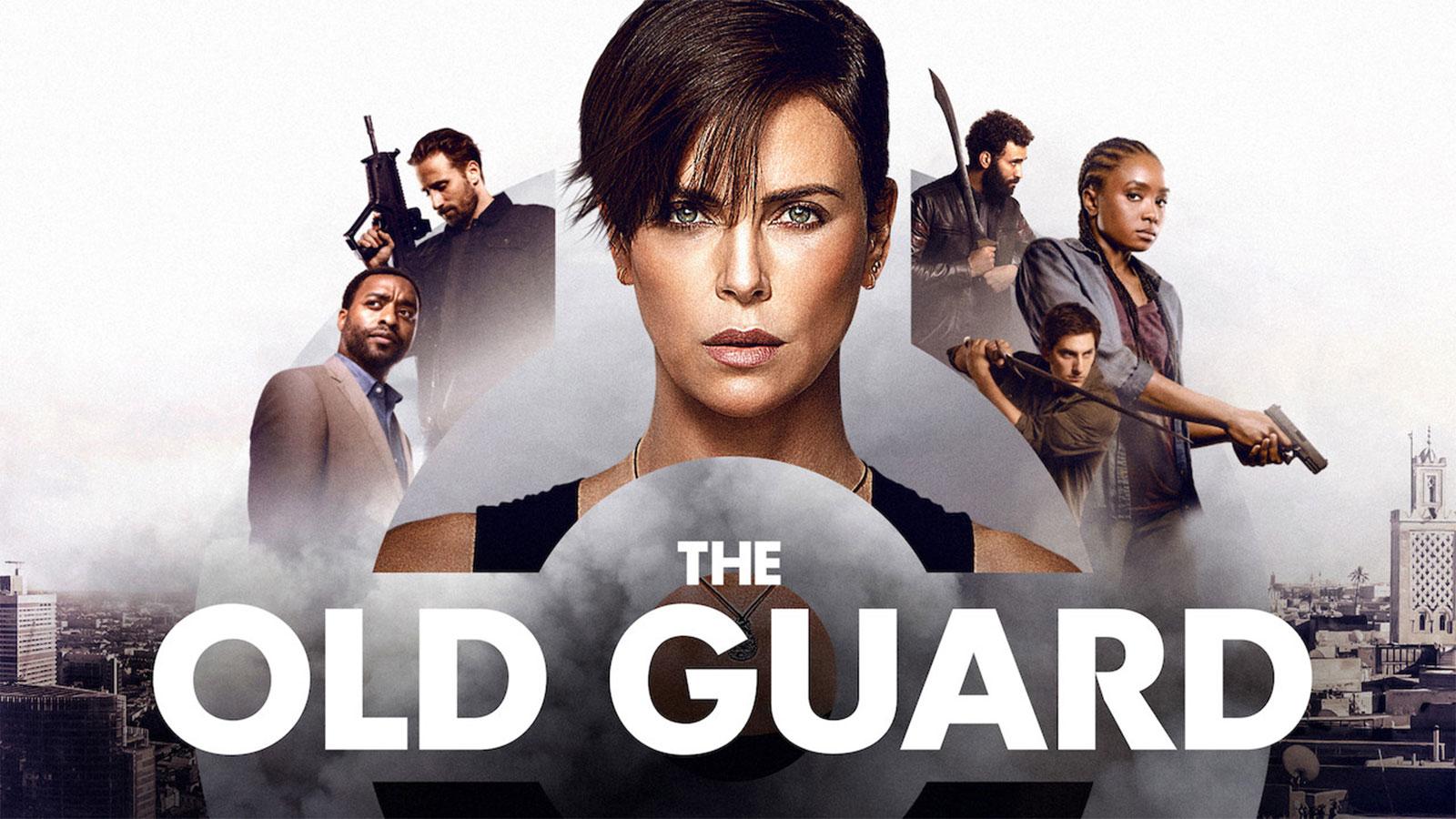 پشت صحنه فیلم The Old Guard