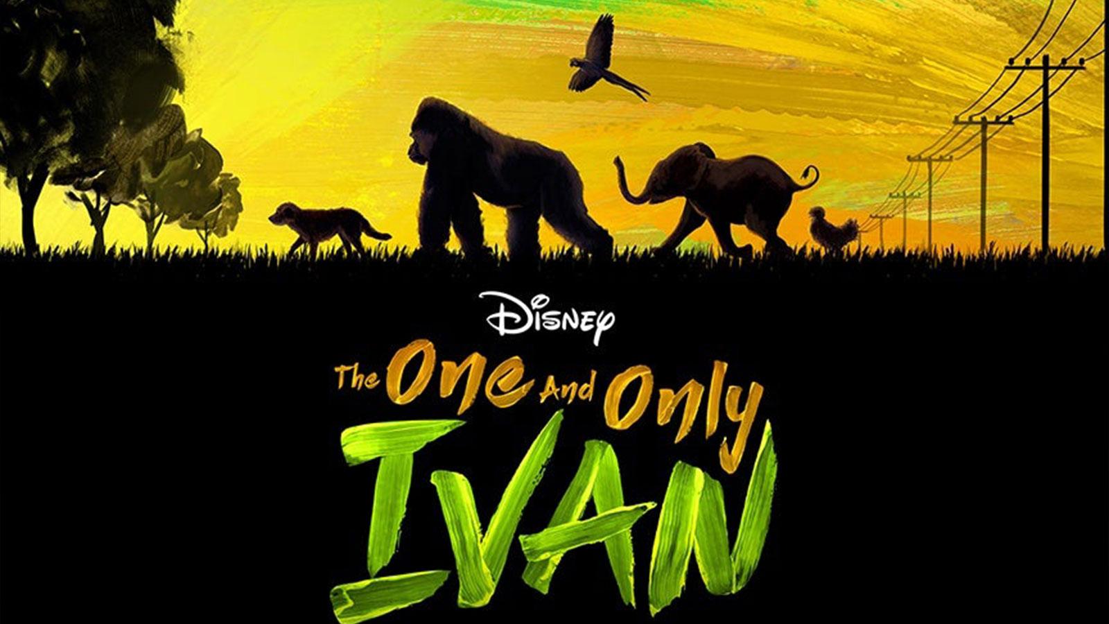 جدیدترین تریلر فیلم The One and Only Ivan