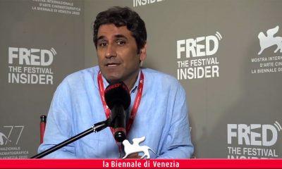 احمد بهرامی ونیز ۲۰۲۰