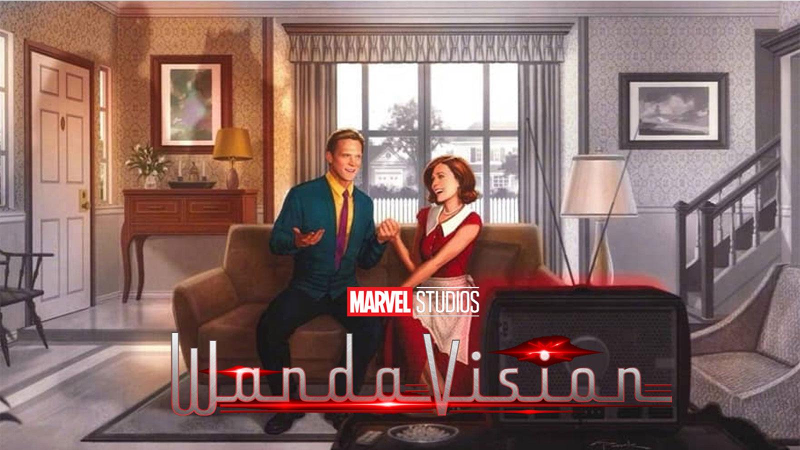 تریلر سریال WandaVision