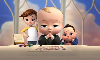 تریلر انیمیشن بچه رئيس