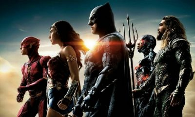 جدیدترین تریلر فیلم Justice League