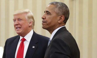 اوباما ترامپ